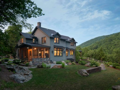STOWE HOLLOW RESIDENCE